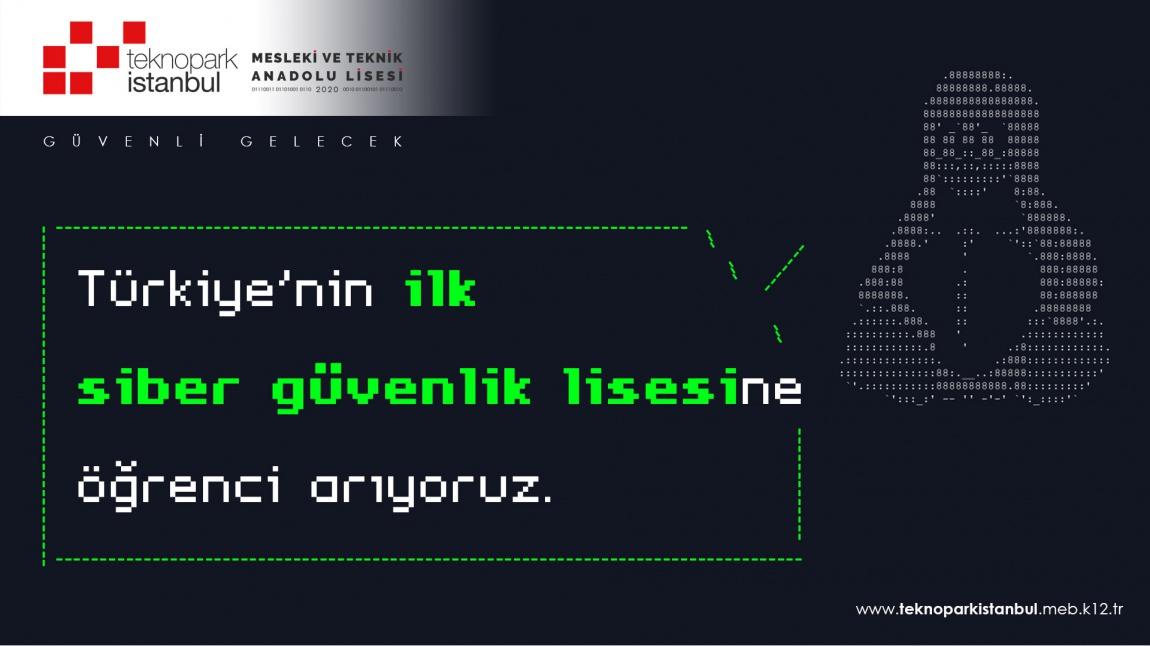 Tüm Türkiye'den öğrenci kabul edecek olan Teknopark İstanbul MTAL'in, 30 kişilik kontenjanı olduğu ve öğrencilerini LGS sıralamasına göre alacağı biliniyor.